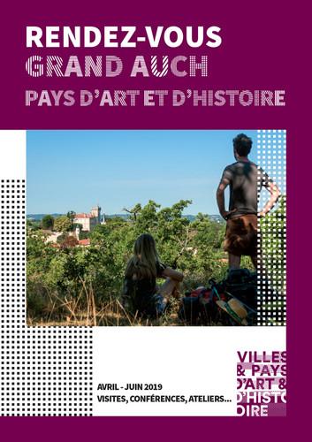 PAYS D'ART ET D'HISTOIRE : Rendez-vous Grand Auch