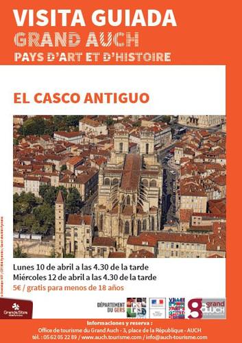Visite guidée en espagnol