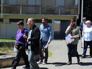 Politique de la ville : La marche des citoyens du Grand Garros