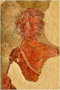 Panneau au Dionysos / Bacchus