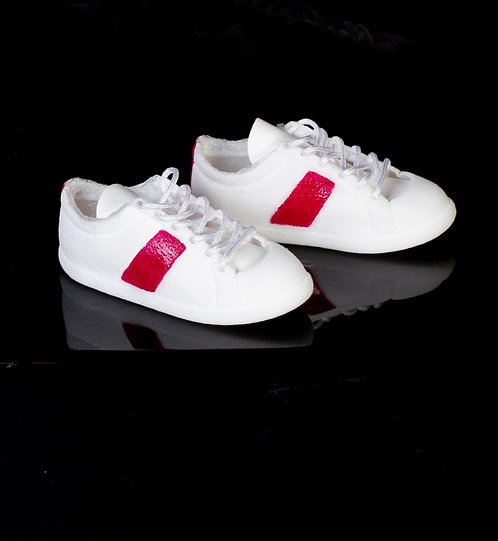 White Sneakers For order
