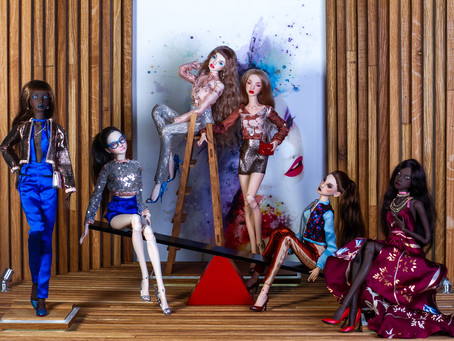 Doll Salon in Moscow