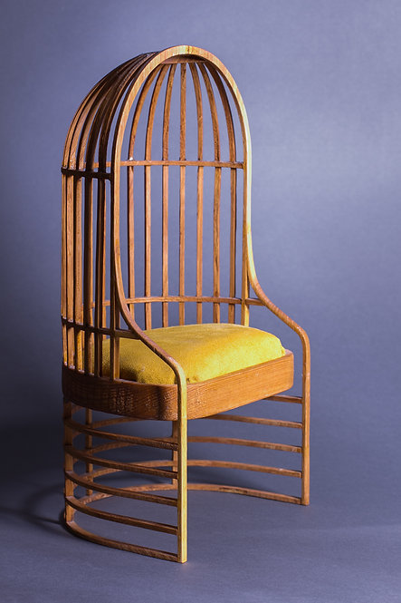 Chair cage
