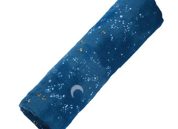 Organic Swaddle - Starry Night