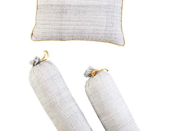 Erawan Pillow & Bolster Set