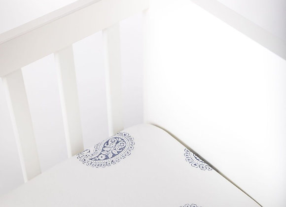 Fort Fitted Crib Sheet - Handmade
