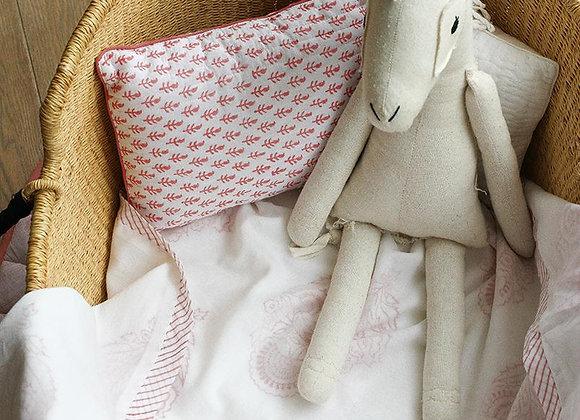 Pink City Receiving - Handmade