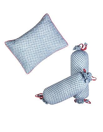 Malabar Baby Seminyak Pillow & Bolster Set