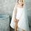Thumbnail: Block Printed Hooded Towel - Ewaran