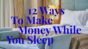 12 Ways To Make Money