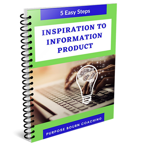 Inspiration To Information: 5 Easy Steps