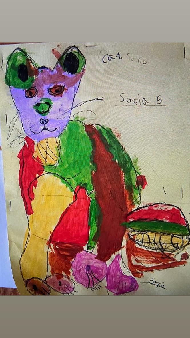 Sophia Saturday Art Club