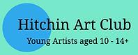 Saturday Hitchin After School art club for kids