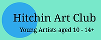 Saturday Hitchin After School art club for kids