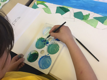 Art Teaches Children Critical Skills