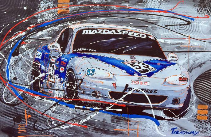 Mazda Speed (Jeff Jeppesen)