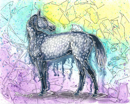 Stable Relationship (from racehorse collection)
