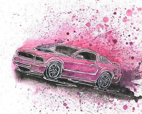 Pink Pony