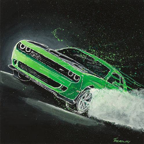 Green Hellcat