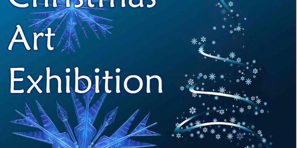 Christmas Art Exhibition at New Creation Arts