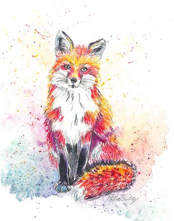 The Autumn Fox