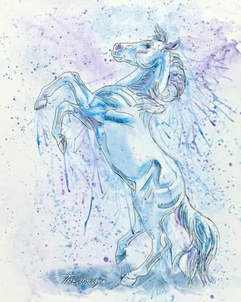White Cloud_Lone Ranger's Silver