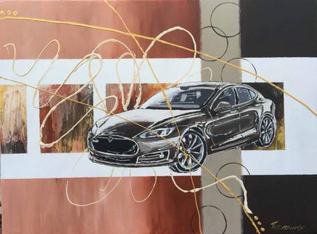 Metallic Tesla