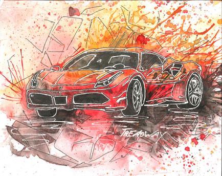 A Real Ferrari