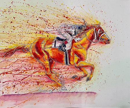 A Savage Beefy Horse_Omaha