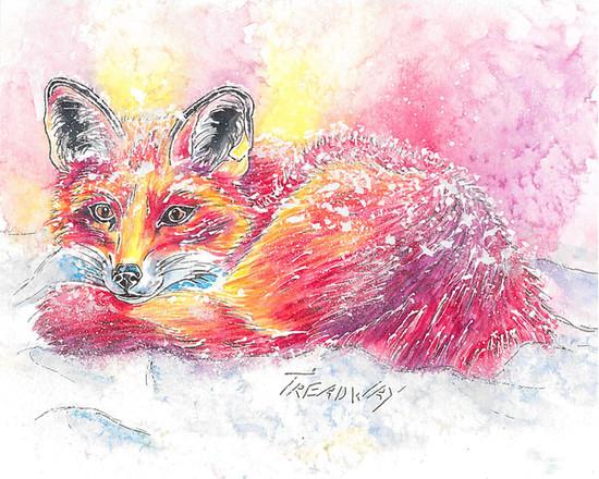 Flurry Fox