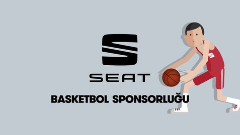 SEAT | BASKETBOL SPONSORLUĞU