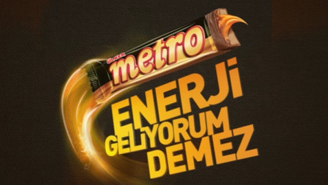 ÜLKER | METRO
