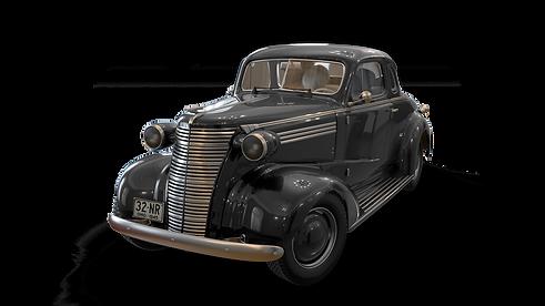 1945 Old Car
