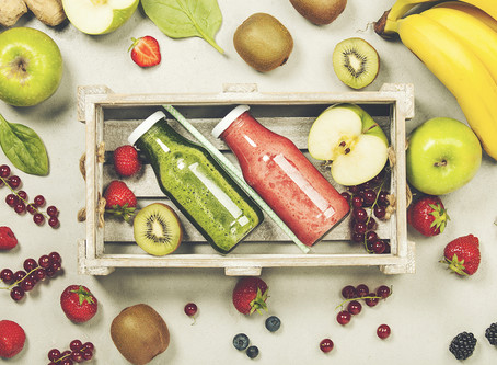 Juices or smoothies: what is more useful and what's the difference?