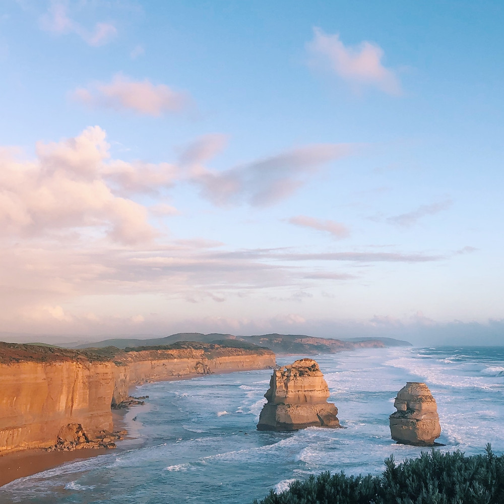 An image of the Twelve Apostles I took along the Great Ocean Road, Australia 2019