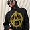 Thumbnail: AW Anarchy Wheel Hoodie