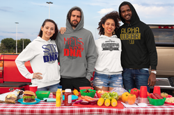 mockup-of-a-group-of-friends-with-hoodie