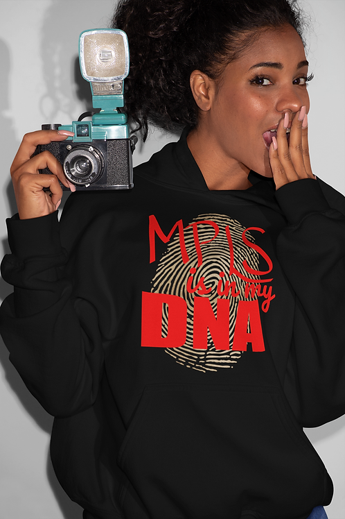 MPLS in my DNA Hoodie