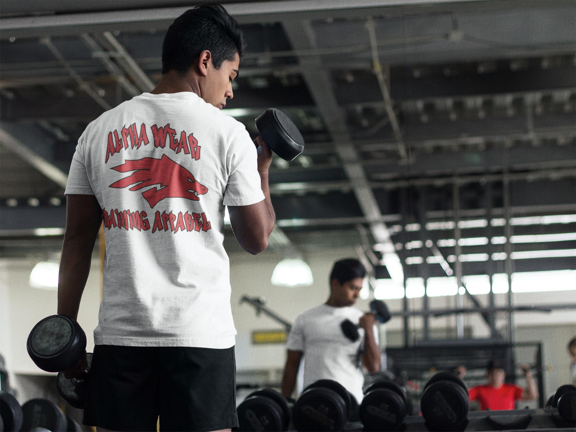 man-at-the-gym-lifting-weights-t-shirt-m