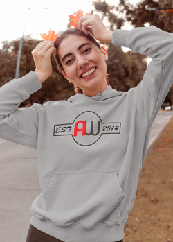 hoodie-mockup-of-a-playful-woman-in-fall