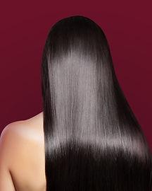 Silky Langes Haar