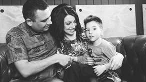 «А просто живу, просто творю. И очень, очень люблю своего сына, свою семью!»