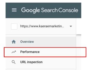Google - Search Console