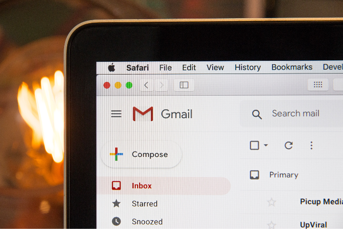 Google - Gmail - Emails