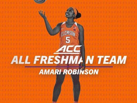 PeAk Girl In The News: Amari Robinson