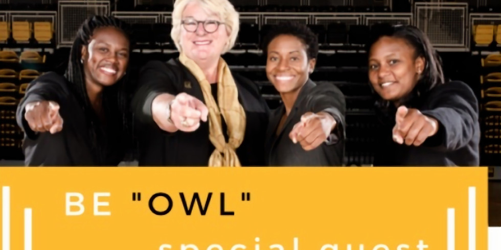 """PEAK Girls Hanging with the """"OWLS"""""""