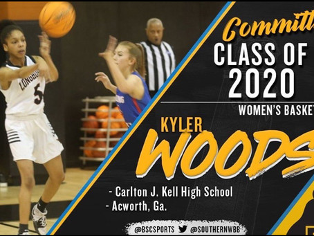PeAk Girl In The News: Kyler Woods