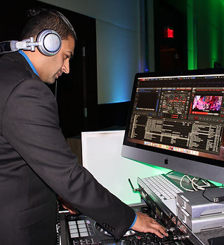DJ Hirsh | Exclusive Entertainment Events
