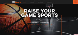 RAISE YOUR GAME SPORTS