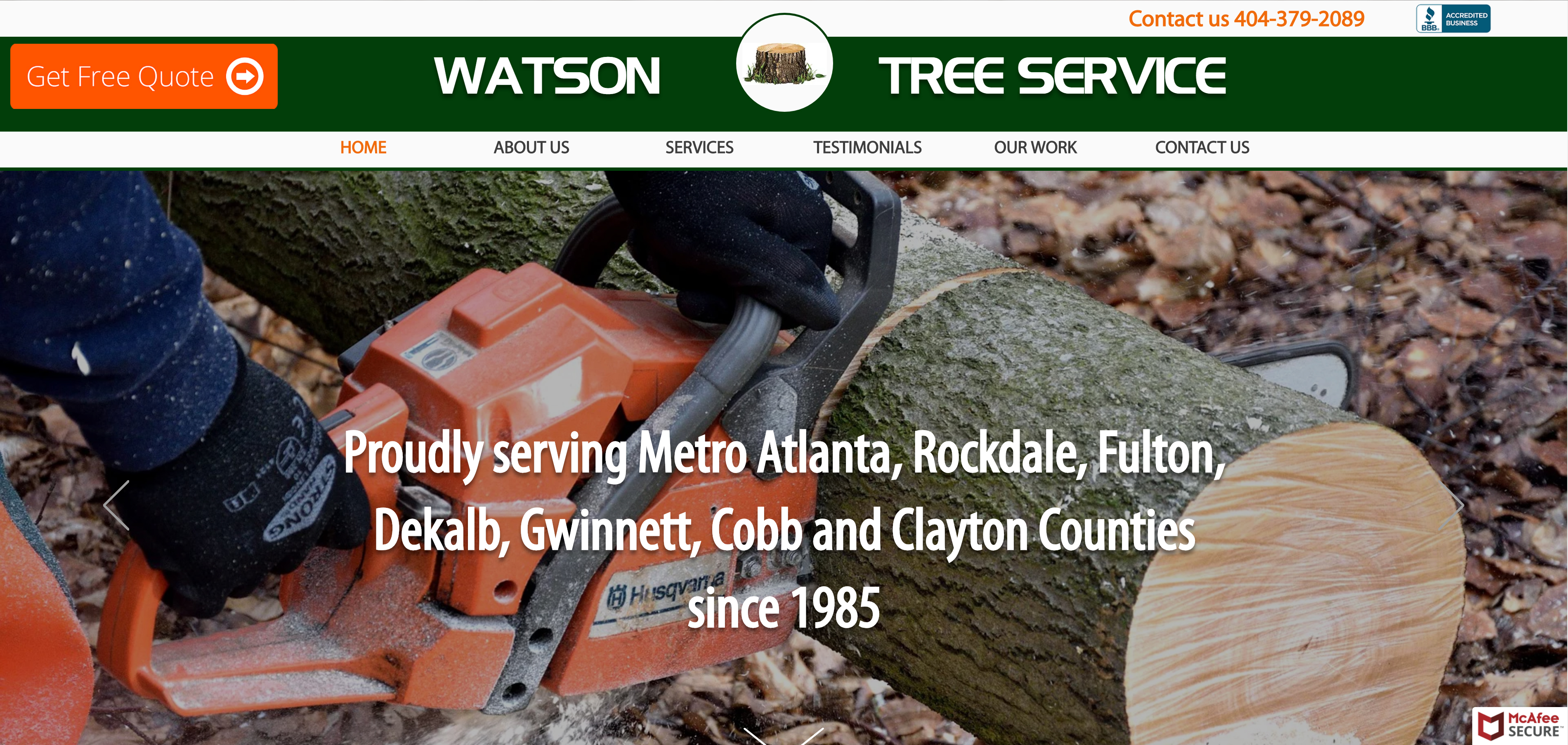 Watson Tree Service
